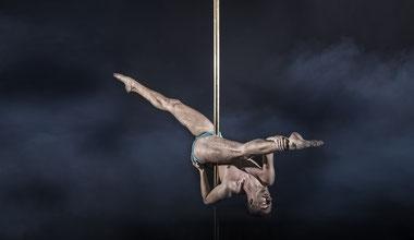 Pole Flex - Beweglichkeit, Training, Spagat, Balance, Gruppentraining, Vorarlberg, Pur Dance