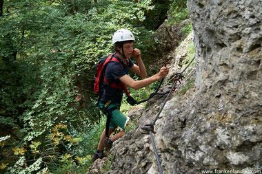 Abenteuerurlaub mit Kindern Deutschland