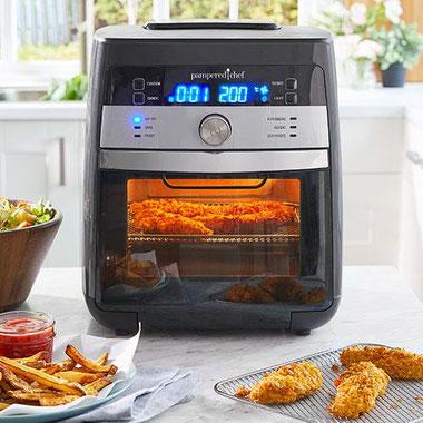Pampered Chef® Air Fryer, Rezepte Air Fryer, Zauberküche mit Herz Rezepte