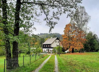Die Aumühle heute