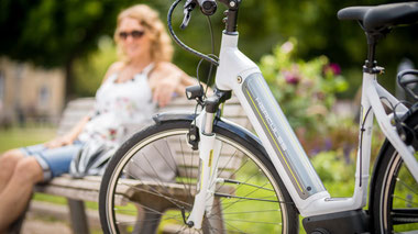 Eigens durchgeführte Reparaturen sollten sich beim e-Bike auf die nicht elektronischen Komponenten beschränken