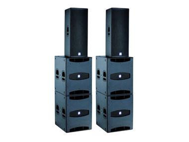 DB Technologies Flexsys Concert System mieten