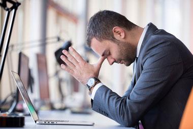 Corona: Bevölkerung unter Stress, Mitarbeiter unter Stress
