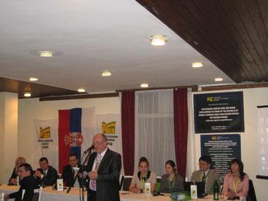 Picture: IAE Belgrade, International Scientific Conference, 2013