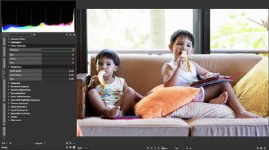 Photivo Free Editing and Processing photo software