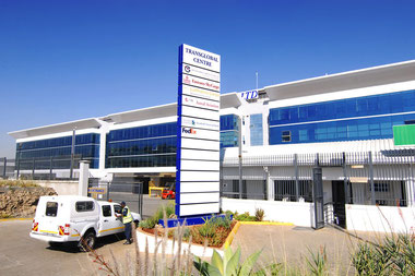 The Transglobal Cargo Centre at Nairobi Airport / company courtesy