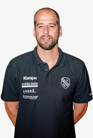 Auch in der Saison 18/19 besetzt Jürgen Schweikardt eine Doppelfunktion beim TVB Stuttgart