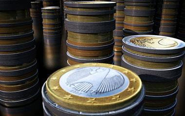 Euro Geldmünzen