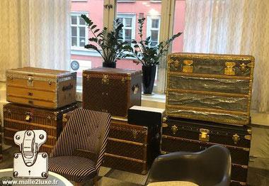 Tienda online de baúl louis vuitton collection