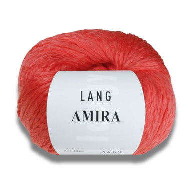 Lang Yarns MILLE colori auf Monis Masche