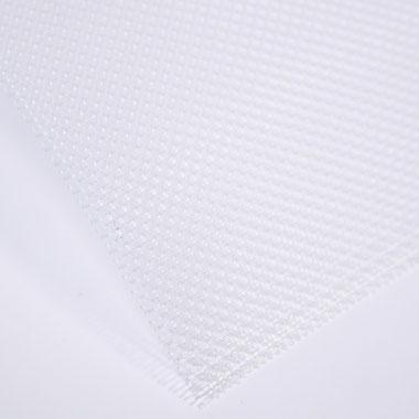 Kunststoffgewebe der Eifeltor Mühle zum Bespannen eines Siebes zum Papierschöpfen