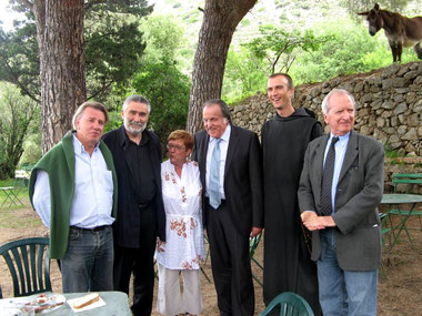 Association Corse ASCO au couvent de CORBARA