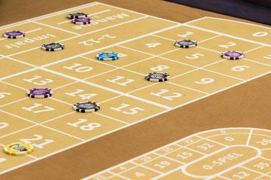 Mathematische Systeme im Roulette