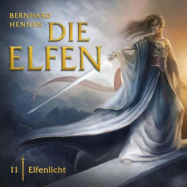 CD-Cover Die Elfen - Elfenlicht