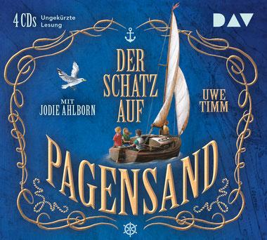 CD-Cover Der Schatz auf Pagensand