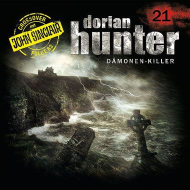 CD-Cover Dorian Hunter - Herbstwind
