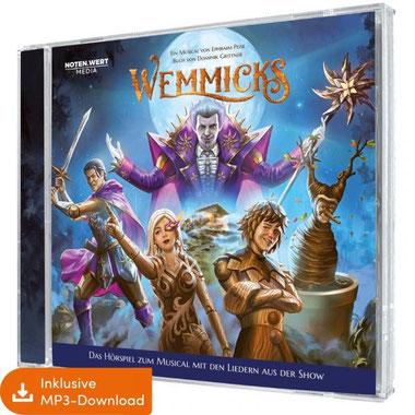 CD-Cover Wemmicks