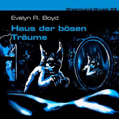 CD-Cover DreamLand-Grusel, Folge 23