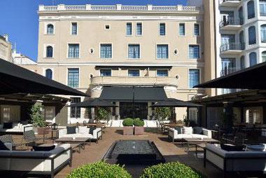 Лучшие отели в центре Барселоны - 3* звезды