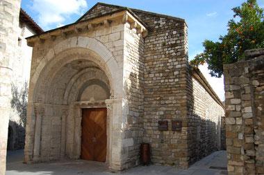 Госпиталь Святого Юлиана в Бесалу