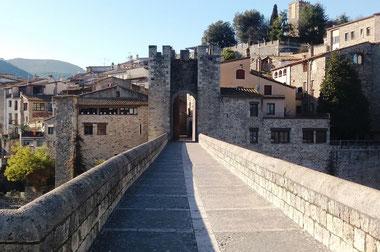 Бесалу, Каталония - экскурсии по Каталонии