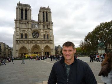 Нотр Дам де Пари (Собор Парижской Богоматери) - интересные факты