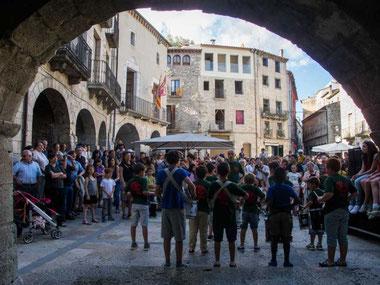 Достопримечательности Бесалу - Каталония