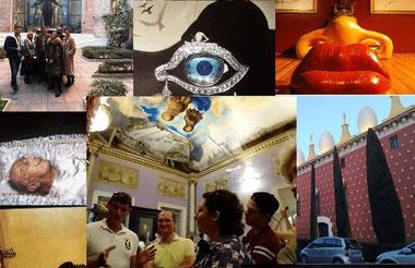 10 шедевров Театр-музея Дали в Фигерасе