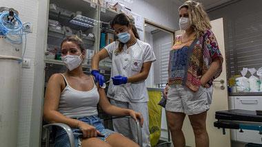 Пятая волна коронавируса в Испании