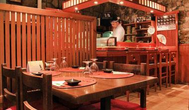 Где попробовать суши в Барселоне