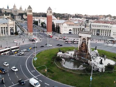 Площади Барселоны. Достопримечательности Барселоны