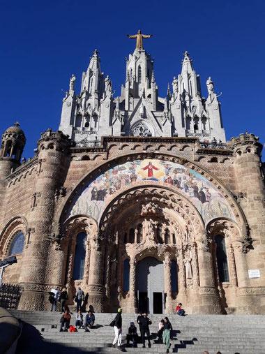 Достопримечательности Барселоны. Самые красивые церкви Барселоны