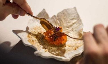 Deliranto - ресторан со зведой Мишлен в Салоу (Каталония)