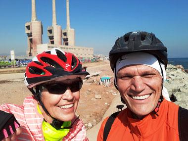 barcelona tour guides sergei and tatiana