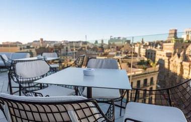 Лучшие отели в центре Барселоны - 4* звезды