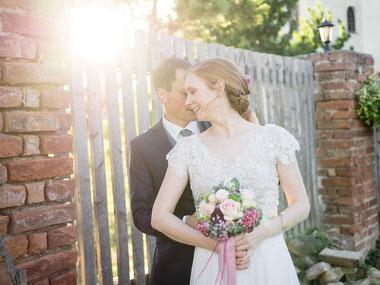 Hochzeitspaar Foto Shooting