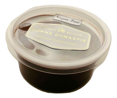 Choco sans sucre - Corné Dynastie - pate a tartiner sans sucre - chocolat sans sucre