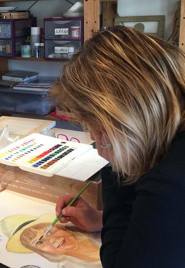 tarifs cours de peinture Aix en provence - tarifs cours de dessin aix en provence