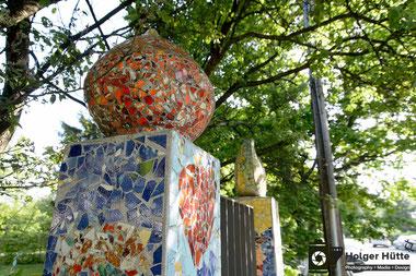 Obst- & Teegarten Gartentor