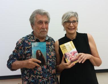 Jordi Sierra i Fabra i Núria Pradas