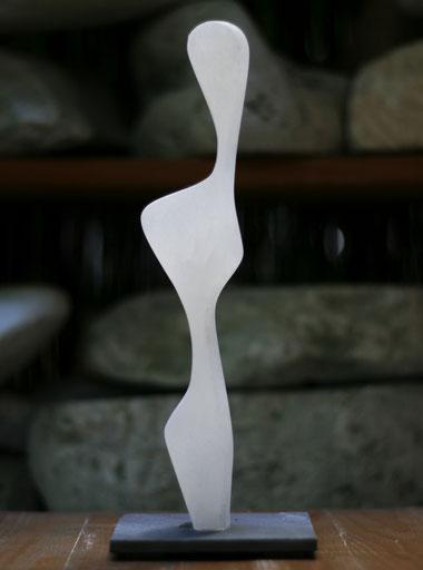 Heidrun Feistner: Belles de jour / 2 / Alabaster / Foto HF