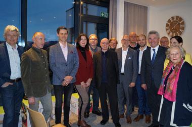 NRW-Wirtschaftsminister Pinkwart besuchte das Grafschafter Unternehmen L & D