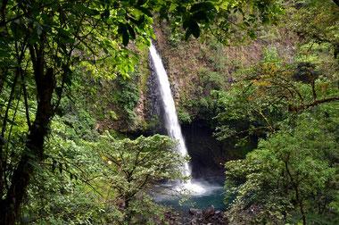 Wasserfall Fortuna