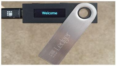 come funziona un hardware wallet