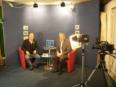Bewusst TV - Frank von Falk zu Gast bei Jo Conrad