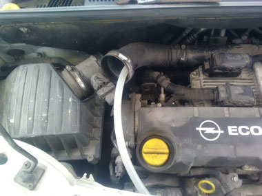 Decalaminage moteur hydrogene