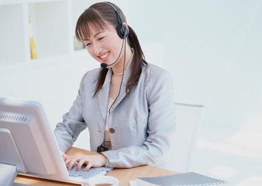相続の無料相談や相続手続き代理代行など相続サービスのお問合せは電話で受付。
