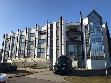 Sonnenenergie Büros und Praxisflächen Gewerbeimmobilie Q48 Home of Business
