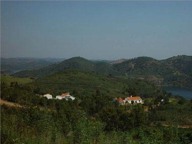 Monte das Moradias