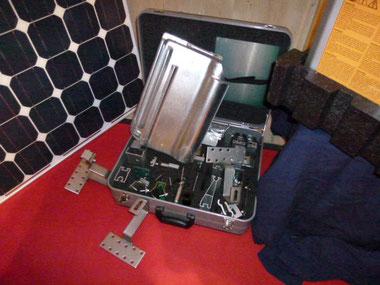 Hacken Montage Solar Photovoltaik